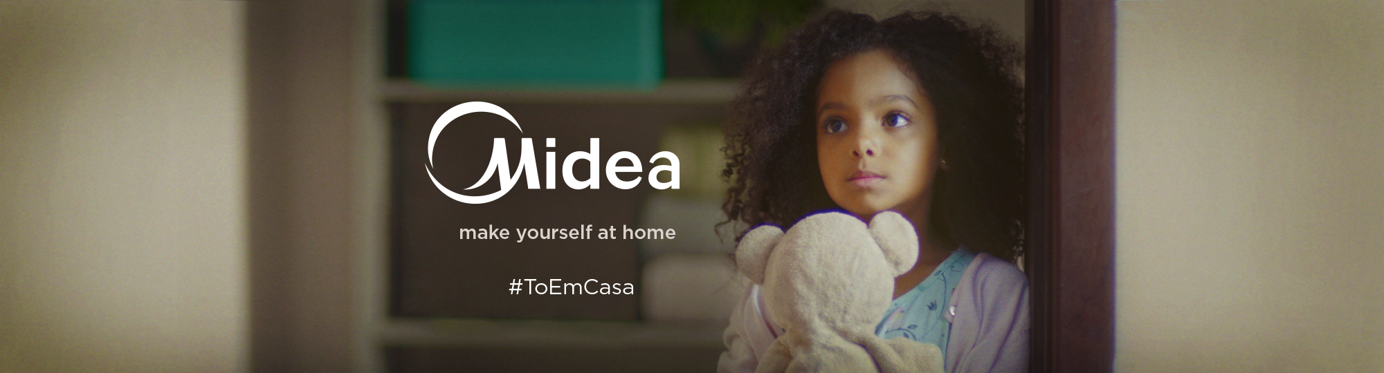 Campanha Make Yourself at Home