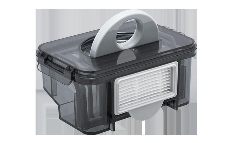 filtro aspirador de pó robô midea smart